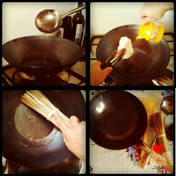How To Care And Maintain Your Wok The Cool Down Meatpie2padthai